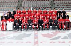 Team Canada World Junior team 2012-13