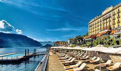 Escape In Style This Summer To Italy's Grand Hotel Tremezzo