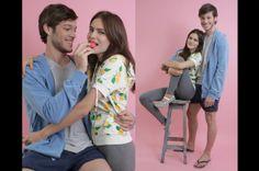 DIA DOS NAMORADOS: editorial especial só com casais de modelos (na vida real). Entre no clima! | Chic - Gloria Kalil: Moda, Beleza, Cultura ...