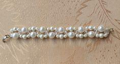 Free pattern for bracelet Clarity