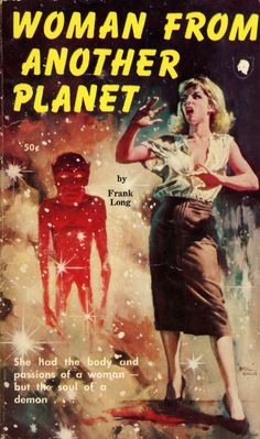 Woman From Another Planet « Pulp Covers