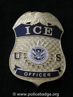 Badge ICE by dynamicentry122, via Flickr