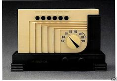 1938 Philco Transitone Model UA 52P Radio.