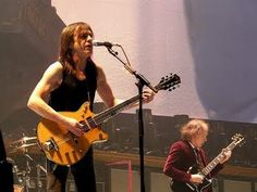 pics of malcolm young - Google Search