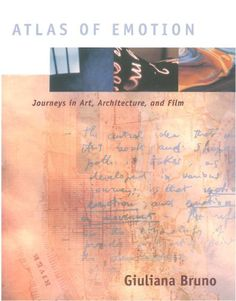 Atlas of Emotion: Journeys in Art, Architecture, and Film by Giuliana Bruno http://www.amazon.com/dp/1859841333/ref=cm_sw_r_pi_dp_i.ghwb13GMC70