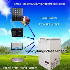 26 Best Solar Refrigerator,Solar Freezer, Solar cooler