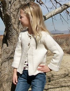 Ravelry: Loren Cardigan pattern by Sara Elizabeth Schmidt Baby Cardigan Knitting Pattern Free, Kids Knitting Patterns, Knitting For Kids, Baby Sweaters, Girls Sweaters, Toddler Cardigan, Schmidt, Knit Crochet, Pullover