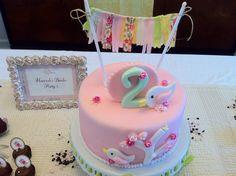 Lovely birdie cake !  trendyfunparty.com, Atlanta GA