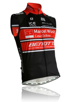 ALL SEASON Windstopp Weste Casa Ciclista 2016 | Biehler Sportswear - Made in Germany - Onlineshop