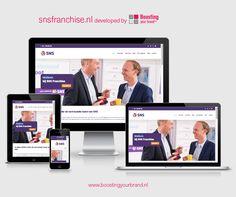 W00T! Zojuist gelanceerd: snsfranchise.nl  Met veel plezier hebben we de afgelopen periode dit platform voor en door SNS franchisenemers ontwikkeld!  Trots op het eindresultaat! Check it out ツ