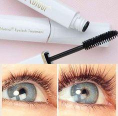 Eyelash Serum, Eyelash Growth, Beauty Skin, Health And Beauty, Beauty Secrets, Beauty Hacks, Nu Skin Ageloc, Belleza Natural, Makeup