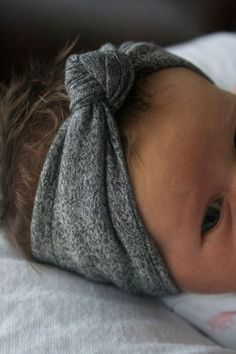 Infant headband by LavenderM