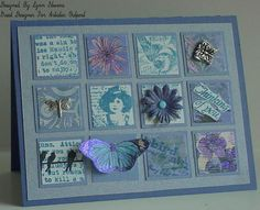 Lynn Stevens BlueBird stamp set from Artistic Outpost