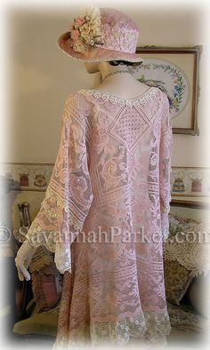 Antique Style Edwardian Downton Gatsby 20s Tunic by savannahparker on Etsy