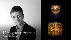 Designerportrait Sven Eberwein | used-design Blog Neue Trends, Lighting Design, Designer, Inspiration, Studio, Blog, Movie Posters, Art, Printing Process