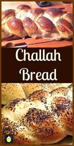 Homemade Challah Bread - Soft and so delicious!