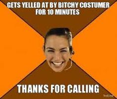 Image result for call centre meme