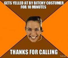 Image result for call centre meme