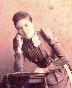 My great grandmother, Permelia Dunn Duval