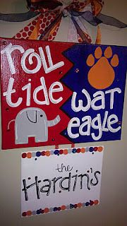 Adorable. For a house divided