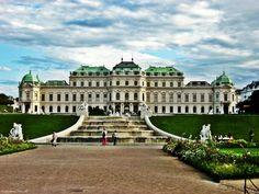 Belvedere Vienna by ~NostalgiaAttack on deviantART
