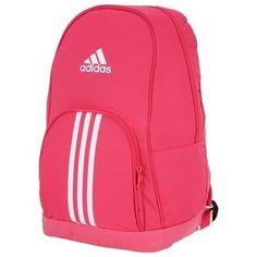 mochila adidas rosa