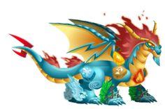 Elements Dragon