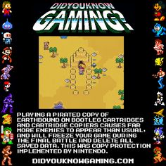 Well played nintendo. Imagine not knowing that you were playing a bootleg cart and having THIS happen.