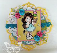 Card created using: Magnolia with Big Ice Cream.