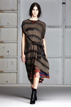 Gary Graham Fall/Winter 2012 collection.