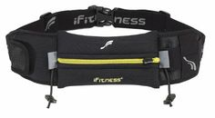 Fitletic Ultimate Race Belt II, yellow, One Size No bouncing No riding up No chaffing! #Sports #Outdoors