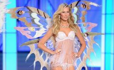 Meet the new Victoria's Secret Angel: Toni Garrn-she looks scared sh*tless, but gorg. nonetheless