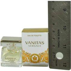 Vanitas Versace By Gianni Versace Edt 0.15 Oz Mini