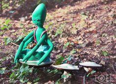 Toby the alien form TOBE