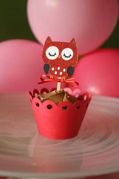 Items similar to Valentines Day Owl Party Pack - Small on Etsy Owl Parties, Owl Birthday Parties, Birthday Ideas, Valentines Day Party, Valentine Day Crafts, Party Packs, Party Time, First Birthdays, Decoration