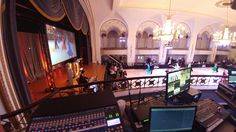 MAC working in Boston. A Legendary Celebration. MAC Production Group providing AV services in the greater Boston area. Boston Area, In Boston, Greater Boston, Production Company, Ballroom Dance, Live Events, West Palm Beach, Orlando Florida, Get One