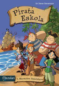 Pirata Eskola - Marmoken Itsaslabarra - Mario Masqualotto