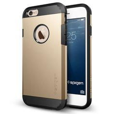 "Spigen iPhone 6 Case 4.7"" HEAVY DUTY PROTECTION Armor Case FREE 2DAY SHIPPING #Spigen"