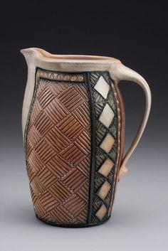 handbuilt teapot http://www.insomniapottery.com/work.html
