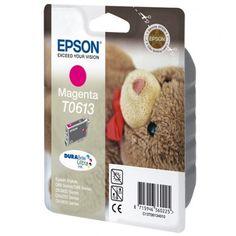 Prezzi e Sconti: #Epson cartuccia magenta c13t06134010 Epson  ad Euro 14.07 in #Epson #Home informatica stampanti