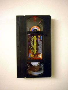 Five Creative & Geeky DIY Projects with VHS — Roundup