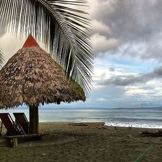 Paradise during off season at Pearla de Osa in Puerto Jimenez, Costa Rica