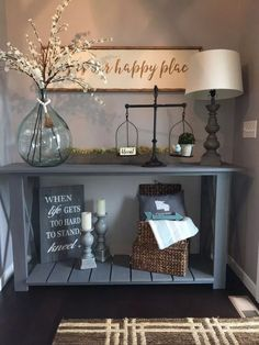 Friday Inspiration: Sunshine all around! 2019 Front entryway table The post Friday Inspiration: Sunshine all around! 2019 appeared first on Entryway Diy. table decor front entrances Friday Inspiration: Sunshine all around! Entrance Table Decor, Entry Tables, Decoration Table, Sofa Table Decor, House Entrance, Home Renovation, Entryway Stairs, Apartment Entryway, Entryway Ideas