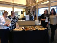 Pizza and stromboli from Georgio's restaurant for our members on December 19th.