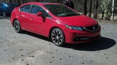 Honda civic si,   maybe a diff color though