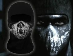 9 Best Call Of Duty Ghosts Masks Images Mask Call Of Duty