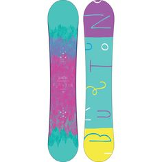 My board!!! Burton Feather Snowboard - Women's | Backcountry.com