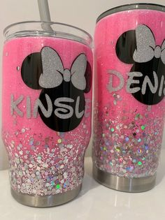 Your place to buy and sell all things handmade - Diy Tumblers, Personalized Tumblers, Custom Tumblers, Glitter Tumblers, Starbucks Cup, Minnie Mouse, Magic Kingdom, Disney Pixar, Tumblr Cup