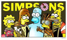 Simpsons as watchmen.