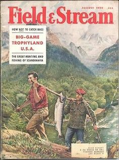 8 1959 Field Stream Magazine | eBay